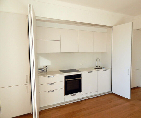 Compact kitchens
